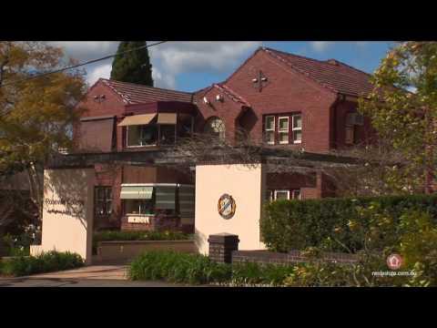 NSW  Sydney Upper North Shore - Location Video