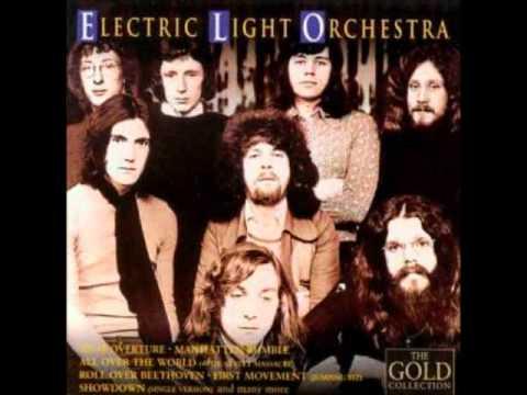 ELECTRIC LIGHT ORCHESTRA - SO FINE LYRICS