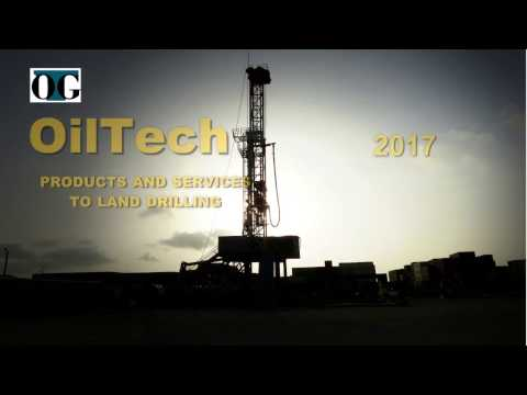 OTG OTC 2017 land drilling movie