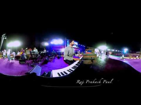 Maruvadhu Maruvadhu - 360° Video - Live at Nellore - Raj Prakash Paul