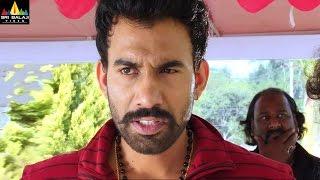 Badmash Pottey | Aziz Rizwan Introduction | Latest Hyderabadi Movie Scenes | Sri Balaji Video
