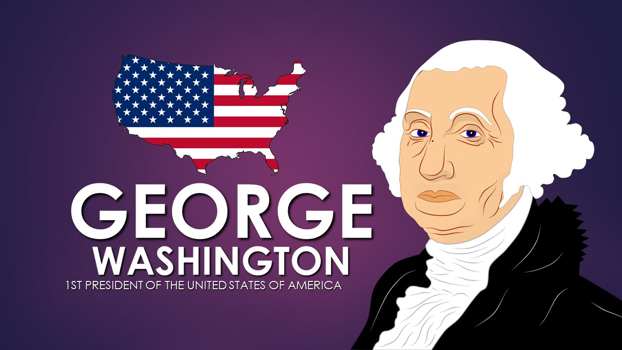 George Washington Biography History For Kids Educational Videos Students Cartoon Network