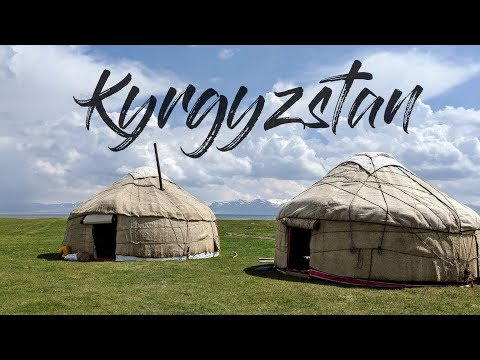 VLOG   Kyrgyzstan   Travel From Altyn Arachan To Song Kul