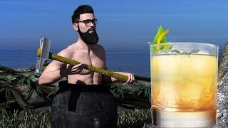GETTING OVER IT with Bennett Foddy \\ LIQUOR GUIDES ME #3