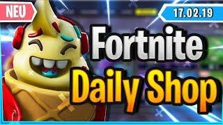 Fortnite Daily Shop *FUNNY* LIL WHIP SKIN (17 Februar 2019)
