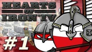 HoI4: Man the Guns - Poland Stronk! (Part 1)