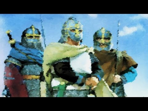 The Anglo Saxon Kingdoms - History Visualised