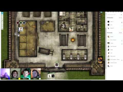 MNG Season 1, Episode 1: Kingmaker - Session 1
