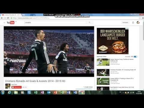 Wie kann man von youtube videos Downloaden