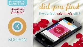 KOOPON : MAKE & SHARE your personal FUN & LOVE coupons!