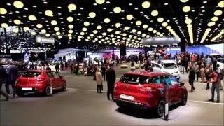 Mundial do Automóvel - Mondial de l'automobile  - Paris - Renault