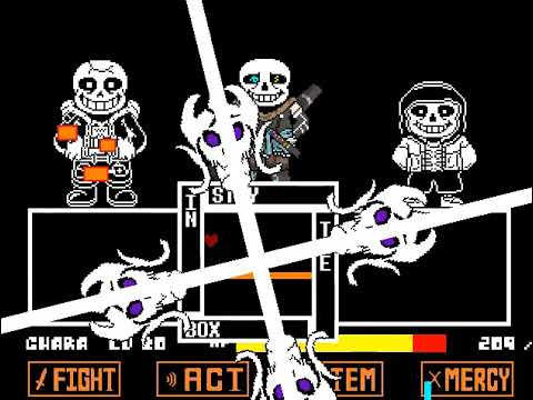 Undertale Fight !Ink Sans Download Ver. 0.37 (All Battle Gameplay!) Download
