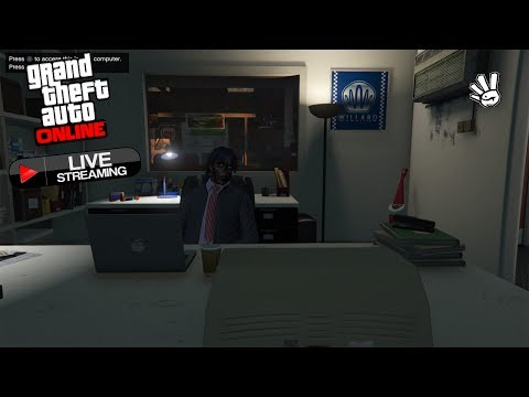 🔴 GTA ONLINE | CEO/MC/IE/GR | Road to 4 Million | Grinding for Bunker Upgrades...