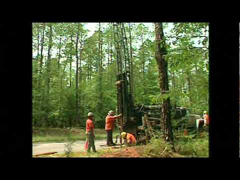 Geologic Core Drilling