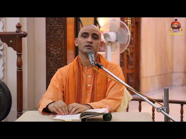 Sandhya Aarti & Pravachan on Life of Swami Akhandananda - 06 Oct. 2021