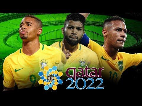 CONVOCAÇÃO DO BRASIL PRA COPA DE 2022!   Modo Carreira #26 - Real Madrid (FIFA 18)