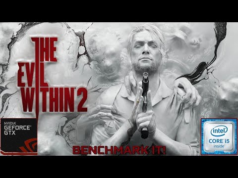 The Evil Within 2 | i5 6400 GTX 1060 3GB | Gameplay (1080p) @60FPS