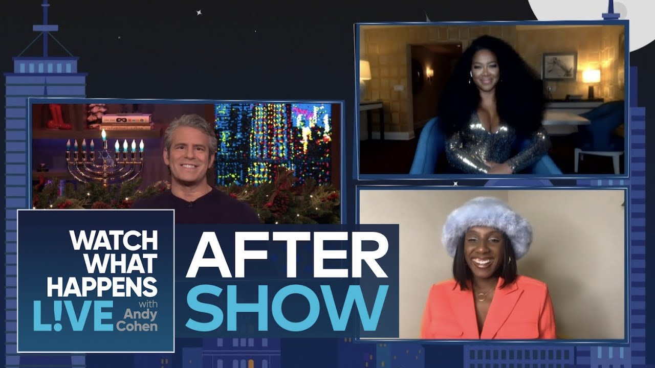 After Show: What Type of Real Housewives Man Would Ziwe Want? | WWHL