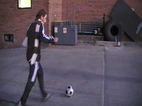 CSI  Staten Island college soccer skills 2