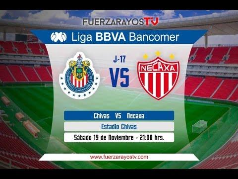 Chivas vs Necaxa 1-1 Resumen - YouTube 384815fb3b5