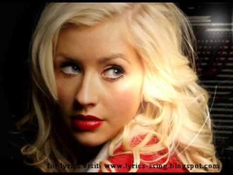 REFLECTION  Christina Aguilera
