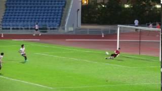 香港飛馬vs夢想駿其(2016.7.17.青少年足球U18足總盃季軍賽)之撲出點球和補射