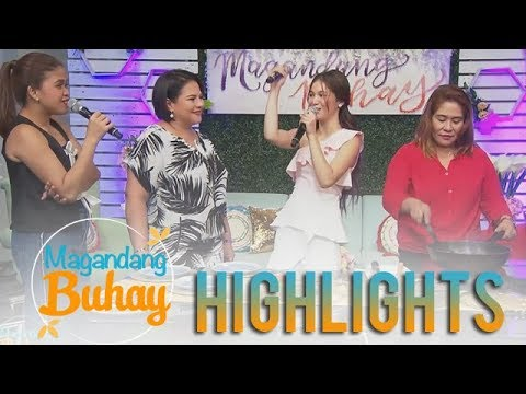 Magandang Buhay: Barbie recalls the first time she went to Manila