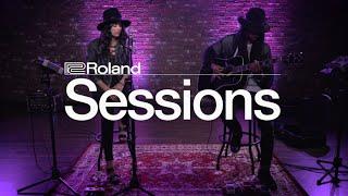 """Roland Sessions: LIZ LOKRE  """"Rapid Fire"""""""