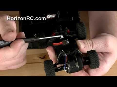hqdefault horizonrc com how to losi 1 36 scale brushless conversion youtube RC Wiring Diagrams at edmiracle.co
