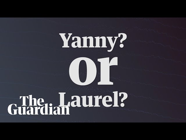 """Image result for Do You Hear """"Yanny"""" or """"Laurel""""? (SOLVED with SCIENCE)"""
