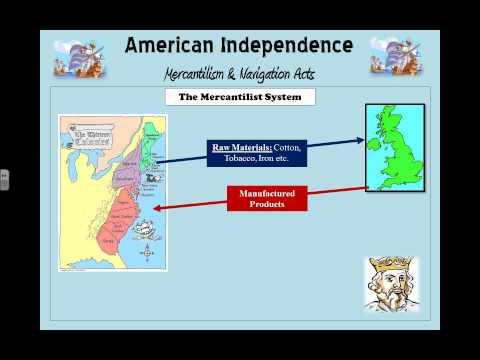 Mercantilism & Navigation Acts