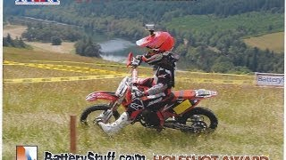 AMA West Hare Scrambles Championship Round 7 65cc and 85cc (Funky Chicken) Eric Burdell