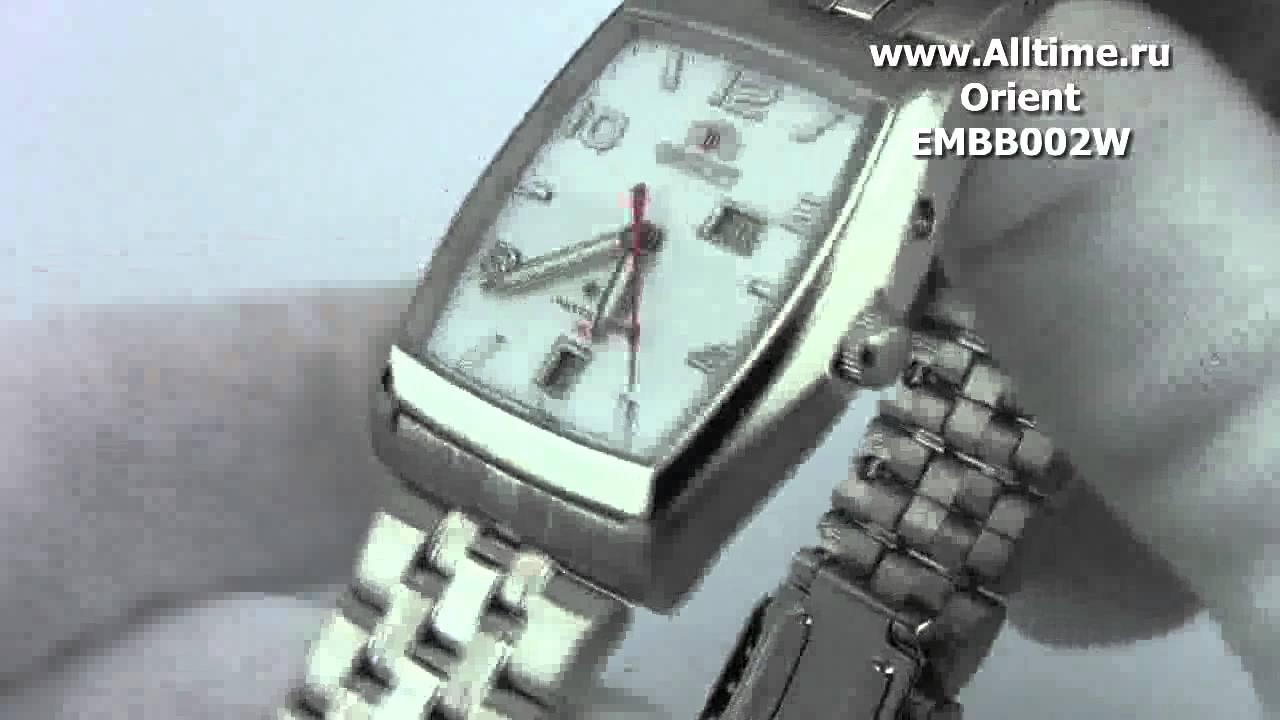 Часы Orient EMBB002W Часы Haas KHC363SFA