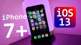 How iOS 13 Changed iPhone 7 Plus - Is It Good Or Bad ?