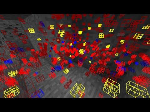 мод для minecraft 1.7.10 которые видит нужные блоки #1