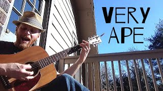 Very Ape - Nirvana Cover (Acoustic)