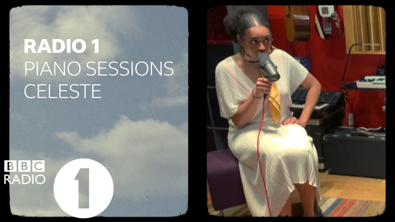Celeste - Break Up With Your Girlfriend, I'm Bored (Ariana Grande cover) Radio 1's Piano Sessions
