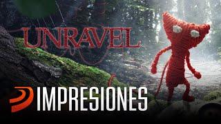 UNRAVEL: El juego que enterneció el E3