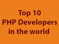 Top 10 PHP Developers in the world