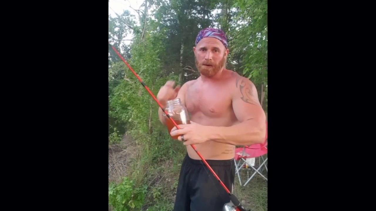 Comedian Ginger Billy: Fishing! LOL Comedy Funny - YouTube