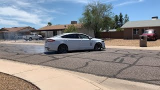 Fusion Feed: Ep. 15 This Coyote RWD Fusion finally does a BURNOUT
