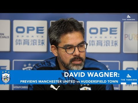 WATCH: David Wagner on Manchester United vs Huddersfield Town