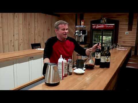 Dine Wine & Wednesday | Port Hot Chocolate