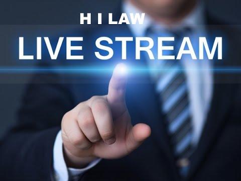 H I Juristbyrå - H I Law Firm Sweden live at Radio  (Persian Language)