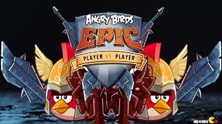 Angry Birds Epic - New Bird Arena Player Vs Player