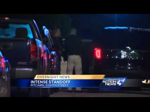 Pitcairn standoff ends with arrest