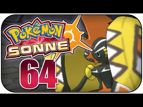 Kapu-Riki fangen! - Pokémon Sonne und Mond #64