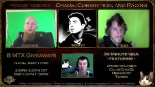 State of Exile Podcast - Ep 2: Chaos, Corruption, and Racing