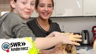 Nurey und Lea feiern Purim | Schmecksplosion | SWR Kindernetz