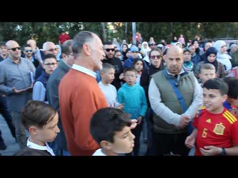 Una oración por las víctimas del terror en el Príncipe